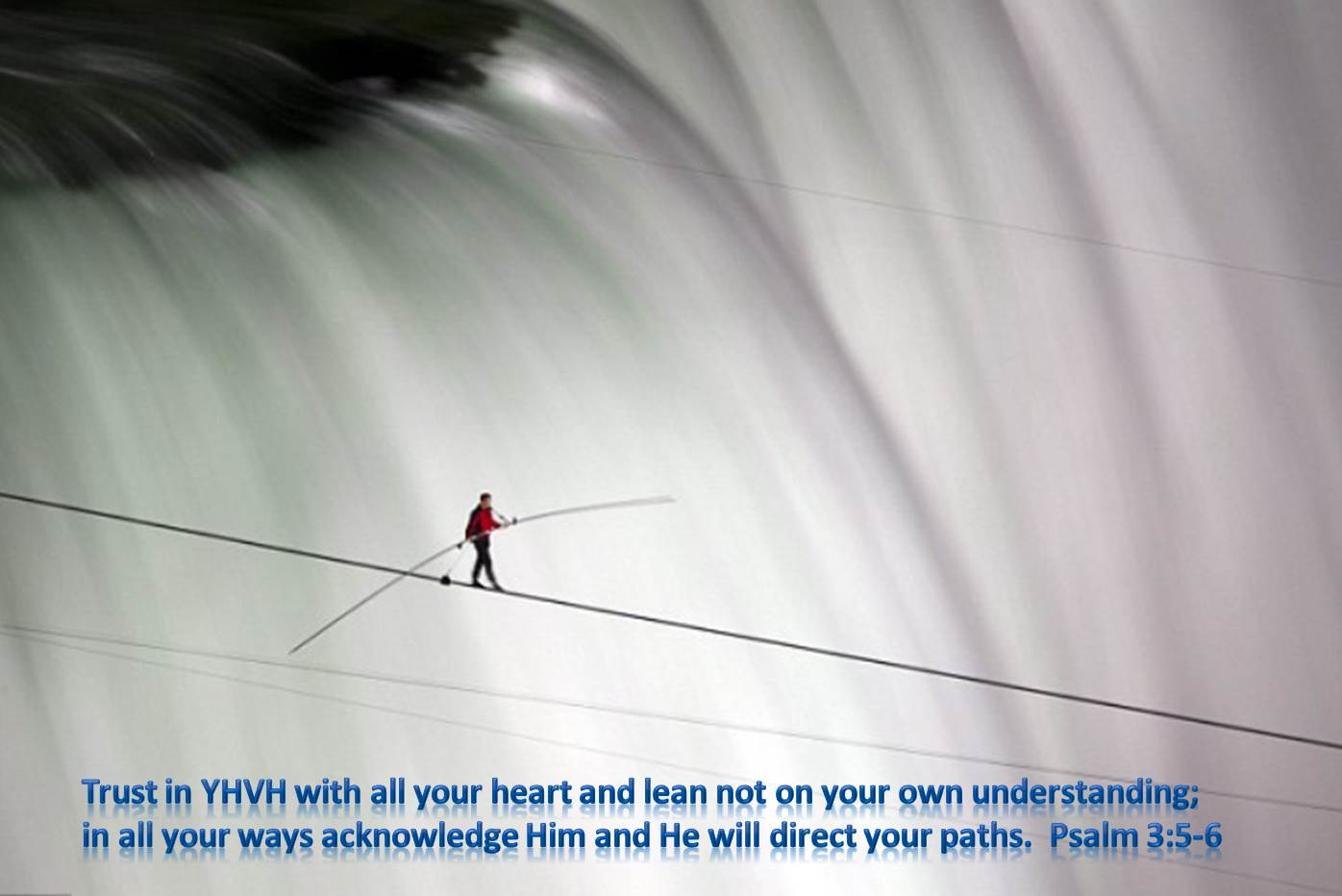 Trust in YHVH with all Your Heart